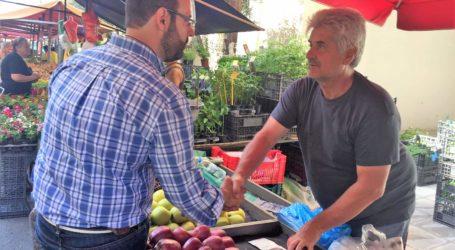 Κ. Μαραβέγιας: «Η Μαγνησία δεν μπορεί να αρκείται σε ψίχουλα»–Αυλαία σήμερα με ομιλία στο Βελεστίνο