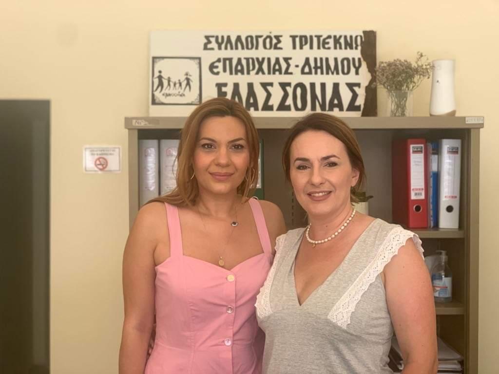 Στέλλα Μπίζιου: Στηρίζουμε έμπρακτα τις πολύτεκνες και τρίτεκνες οικογένειες