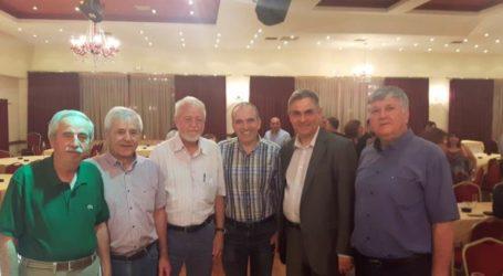 Στην Ελασσόνα μίλησε ο Φίλιππος Σαχινίδης κλείνοντας τον προεκλογικό του αγώνα