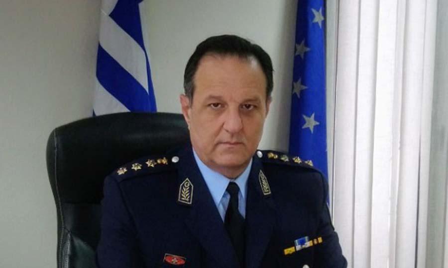 Νέος αστυνομικός διευθυντής Λάρισας ο Χρήστος Σιμούλης