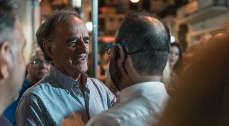 Κ. Μαραβέγιας: Ο Γιώργος Σούρλας παράδειγμα πολιτικού ανδρός – Θα τιμήσω τη συμπαράστασή του