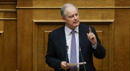 Η Βουλή εξέλεξε πρόεδρο τον Κώστα Τασούλα με 283 ψήφους