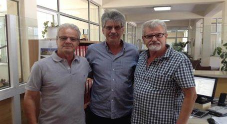 Συνέχεια στις περιοδείες για τους υποψήφιους βουλευτές του ΣΥΡΙΖΑ Λάρισας