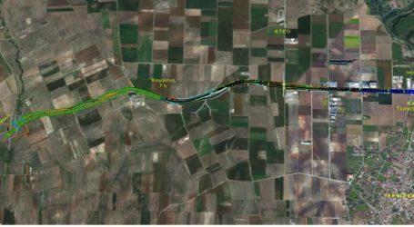 Δημοπρατείται η κατασκευή του οδικού τμήματος Τερψιθέας – Ραχούλας