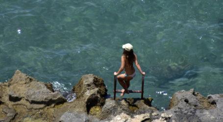 Ανεβαίνει η θερμοκρασία στη Μαγνησία το Σαββατοκύριακο
