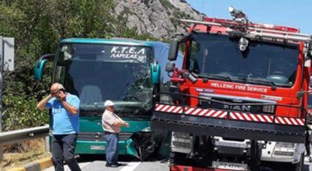 Τραγωδία: Κατέληξε ο Λαρισαίος που τράκαρε με λεωφορείο στα Τέμπη
