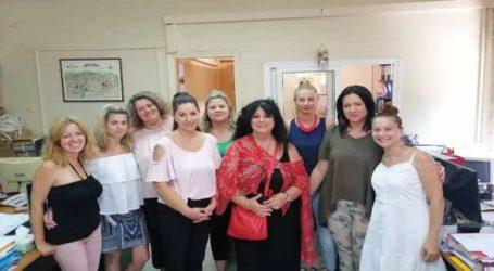 Μπαράζ περιοδειών και συναντήσεων για τους υποψήφιους βουλευτές του ΣΥΡΙΖΑ Λάρισας