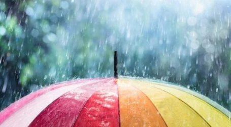 Πανελλαδικό ρεκόρ βροχοπτώσεων σε Βόλο και Πήλιο [πίνακας]
