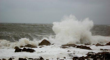 ΤΩΡΑ: Έκτακτο δελτίο καιρού από το Λιμεναρχείο Βόλου
