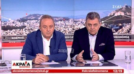 Τάκης Χατζής: Αποχαιρέτησε το τηλεοπτικό κοινό του ΣΚΑΙ! «Αυτός ο κύκλος έκλεισε…»