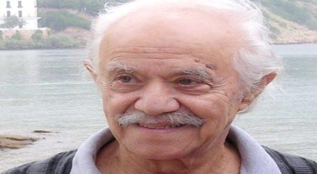 Πέθανε ο γνωστός Πηλιορείτης λαογράφος Γιώργος Θωμάς