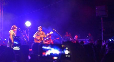 Μαγική βραδιά η συναυλία του Σωκράτη Μάλαμα στο Βελεστίνο