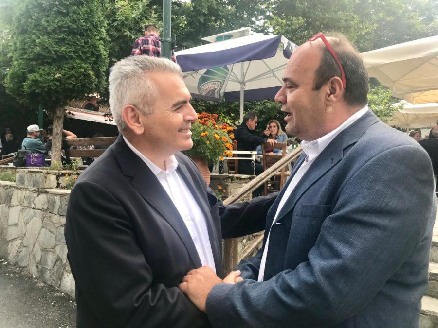 Χαρακόπουλος: «Να σταματήσει το πάρτι των ελληνοποιήσεων γάλακτος»