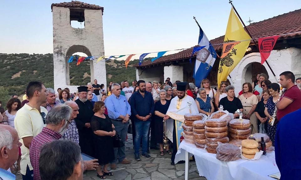 Χαρακόπουλος: «Η Υπέρμαχος στρατηγός να προστατεύει την πατρίδα»