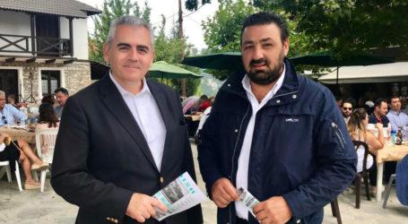 Χαρακόπουλος: «Οι κτηνοτρόφοι περιμένουν πολλά από τον Μητσοτάκη»