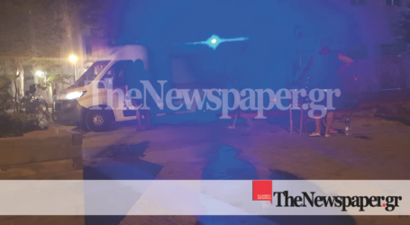 ΤΩΡΑ: Βολιώτισσα κατέρρευσε στον δρόμο μετά από κατανάλωση τσίπουρου [αποκλειστικές εικόνες]