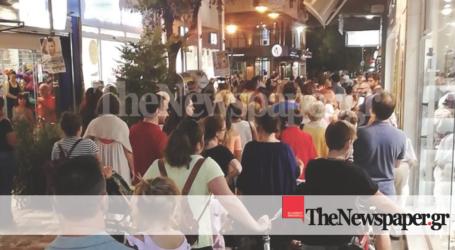 Βόλος: Πορεία διαμαρτυρίας πολιτών ενάντια στην καύση RDF [εικόνες]