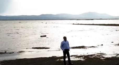 Και νέα έργα στη λίμνη Κάρλα από την Περιφέρεια Θεσσαλίας προϋπολογισμού 2 εκατ. ευρώ