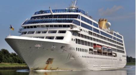 Περισσότεροι από 1.000 επιβαίνοντες σε κρουαζιερόπλοιο που «πιάνει» Βόλο