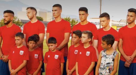 Χαρίστε στα παιδιά σας την εμπειρία να συνοδεύουν τους ποδοσφαιριστές του Βόλου