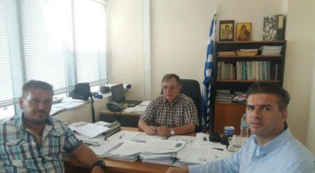 Να αποζημιωθούν οι παραγωγοί στο Αμούρι Ελασσόνας ζητά ο Παιδής