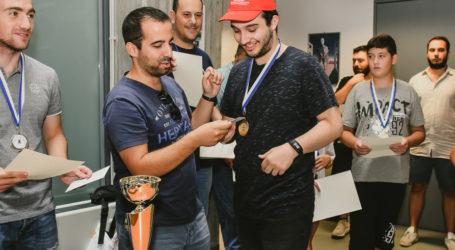 Ολοκληρώθηκε επιτυχώς το 1ο Διεθνές Τουρνουά της Σκακιστικής Ένωσης Βόλου