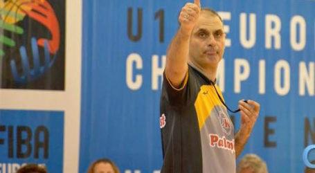 Βολιώτης διαιτητής ορίστηκε στον ημιτελικό του Ευρωπαικού Πρωταθλήματος Μπάσκετ