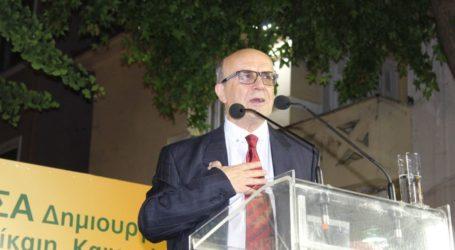Π. Γούλας: Στην πράξη θα φανεί η πραγματική διάθεση της Δημοτικής Αρχής για συνεργασία…