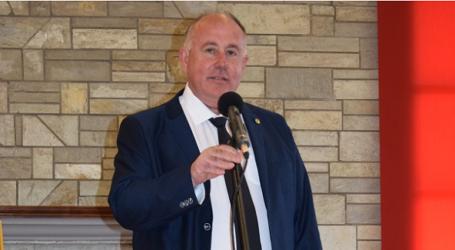 Οι προγραμματικές δηλώσεις του Δημάρχου Ρ. Φεραίου Δημήτρη Νασίκα