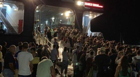Οι τοπικές αρχές της Σαμοθράκης φταίνε για το αλαλούμ