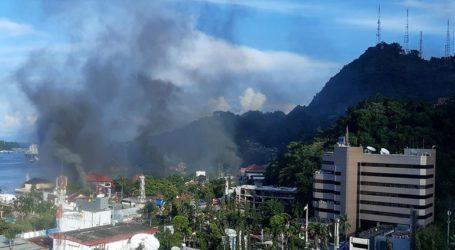 Ταραχές στην Παπούα της Ινδονησίας