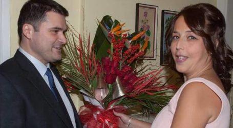 Παντρεύεται ο Κ. Ζιαμπάς με κουμπάρα τη Ζέττα Μακρή
