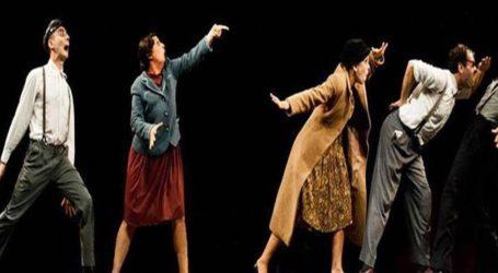 To βουβό σινεμά του Τσάρλι Τσάπλιν στο θέατρο Αλώνι