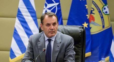 Στη Λάρισα σήμερα για πρώτη φορά ο νέος υπουργός Εθνικής Άμυνας Νίκος Παναγιωτόπουλος