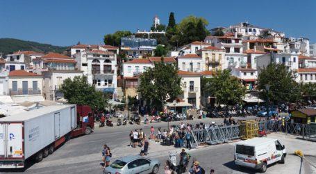 Το 90% αγγίζει η πληρότητα των ξενοδοχείων στη Σκιάθο – Τι συμβαίνει σε Σκόπελο και Αλόννησο