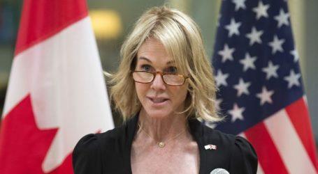 Εγκρίθηκε από τη Γερουσία ο διορισμός της Κέλι Κραφτ στο αξίωμα της πρεσβεύτριας της χώρας στον ΟΗΕ