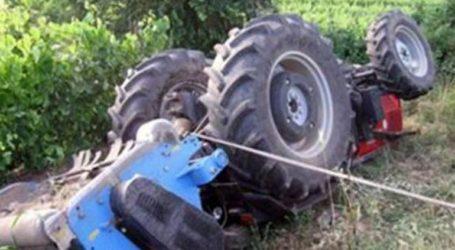 Νεκρός νεαρός οδηγός τρακτέρ έπειτα από σύγκρουση με Ι.Χ.