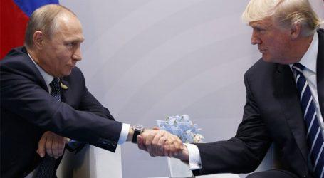 Ο Τραμπ προτείνει βοήθεια από τις ΗΠΑ στον Ρώσο ομόλογό του