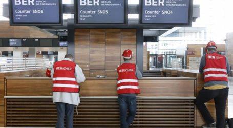 «Πρεμιέρα» για το νέο αεροδρόμιο του Βερολίνου