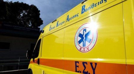 Γυναίκα έπεσε από μπαλκόνι πρώτου ορόφου στην Αμαλιάδα