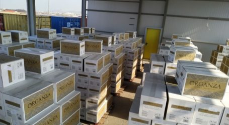 Κατάσχεση 128 τόνων λαθραίων τσιγάρων από επιχείρηση της ΕΛ.ΑΣ.