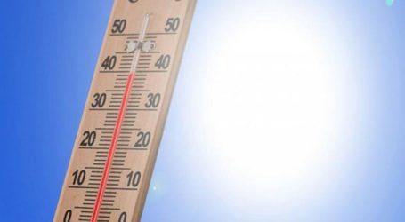 Η θερμοκρασία θα ξεπεράσει τους 40 βαθμούς Κελσίου