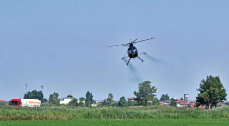 Ξεκινούν την Κυριακή εναέριοι ψεκασμοί για την καταπολέμηση των ακμαίων κουνουπιών