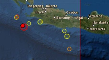 Σεισμός 6,9R κοντά στη Σουμάτρα της Ινδονησίας