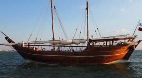 Στη Μύκονο το Σάββατο 3 Αυγούστου το παραδοσιακό ξύλινο σκάφος από το Κατάρ