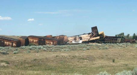 Καναδάς: Εκτροχιάστηκε τρένο στην Αλμπέρτα