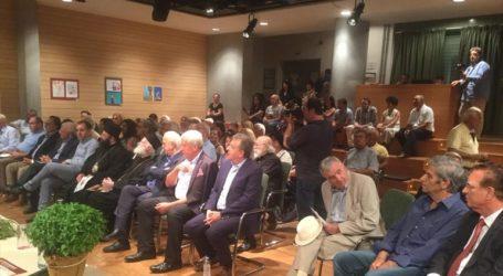 To Παγκόσμιο Συμβούλιο Κρητών τίμησε Γερμανούς πολιτικούς που καταδικάζουν τις βαρβαρότητες των ναζί