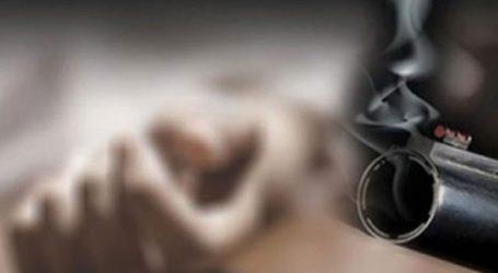 Ηλικιωμένος αυτοκτόνησε με κυνηγετικό όπλο στην αυλή του σπιτιού του