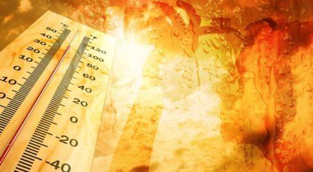 «Καμίνι» η Ελλάδα -Άγγιξε τους 41,4 βαθμούς ο υδράργυρος