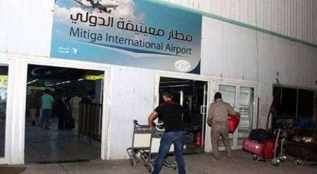 Επαναλειτουργεί το αεροδρόμιο Μιτίγκα στην Τρίπολη